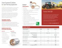 GGB AuGlide Lead-free & Machinable Bearing Solutions - 2