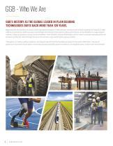 GGB EP Range - Engineered Plastic Bearing Solutions - 4