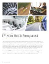 GGB EP Range - Engineered Plastic Bearing Solutions - 6