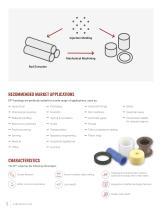 GGB EP Range - Engineered Plastic Bearing Solutions - 8