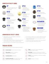 GGB EP Range - Engineered Plastic Bearing Solutions - 9