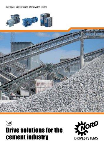 Cement Industry - Unit 25