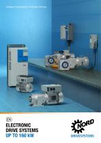 Electronic drive systems up to 160kW (S5300)