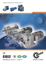 G1012 IE1 IE2 IE3 NORDBLOC 50Hz, metric - Unit 10 (G1012)