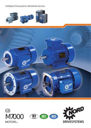 Motors and Brake Motors - Unit 10
