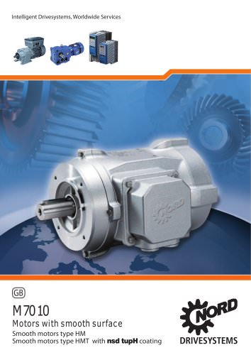 Motors with smooth surface - Unit 10