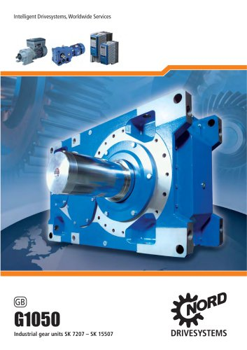 NORDBLOC Industrial Grear - Unit 10 (G1050)
