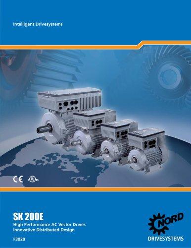 SK 200E Flyer
