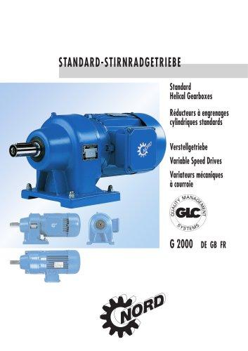 Standard Line - 50Hz metric