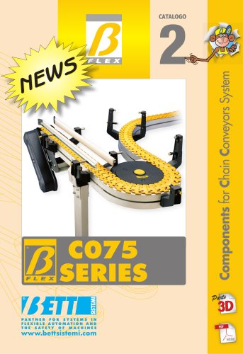 C075 - Components for Chain Conveyors System
