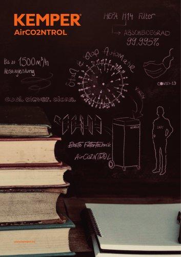 AirCO2NTROL Air purifier