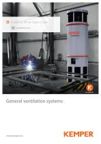 General ventilation systems