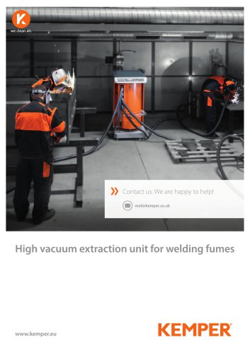 High-vacuum extraction