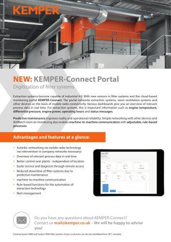 KEMPER Connect