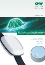 Programme Overview Enclosures, Tuning Knobs & Service
