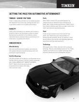 Automotive Aftermarket Bearing and Seal Application Catalog - 6