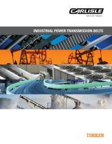 Carlisle Industrial Power Transmission Belts - 1