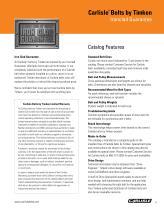 Carlisle Industrial Power Transmission Belts - 9