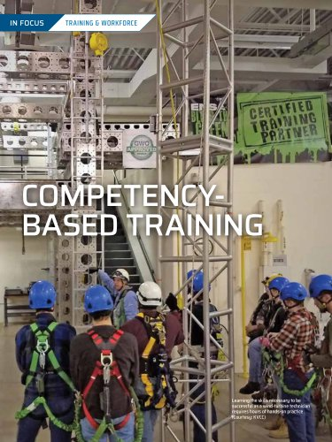 COMPETENCYBASED TRAINING