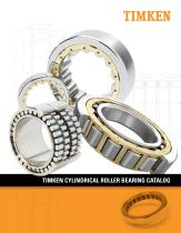 Cylindrical Roller Bearings - 1