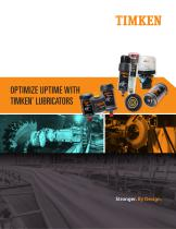 Optimize Uptime With Timken Lubricants - 1