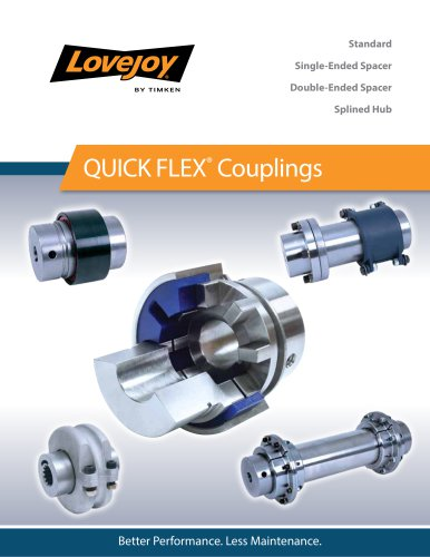 QUICK FLEX® Couplings