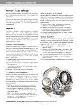 Spherical Roller Bearings - 10