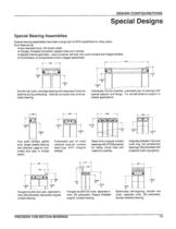 Super Precision Thin-Section Instrument Ball Bearings Catalog - 13
