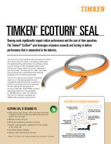 TIMKEN® ECOTURN® SEAL - 1