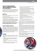 TIMKEN® FAFNIR® SUPER PRECISION BEARINGS FOR MACHINE TOOL APPLICATIONS CATALOG - 5