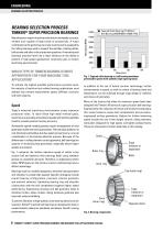TIMKEN® FAFNIR® SUPER PRECISION BEARINGS FOR MACHINE TOOL APPLICATIONS CATALOG - 8