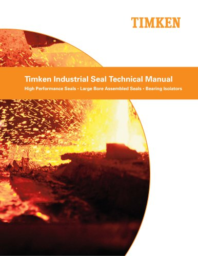 Timken Industrial Seal Technical Manual