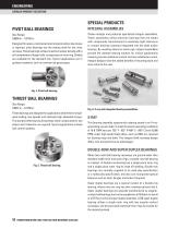 Timken Miniature And Thin-Section Bearings Catalog - 12