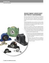 Timken® SNT Plummer Block Catalog - 6