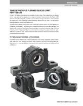 Timken® SNT Plummer Block Catalog - 7
