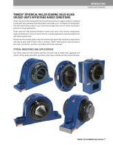 Timken® SNT Plummer Block Catalog - 9
