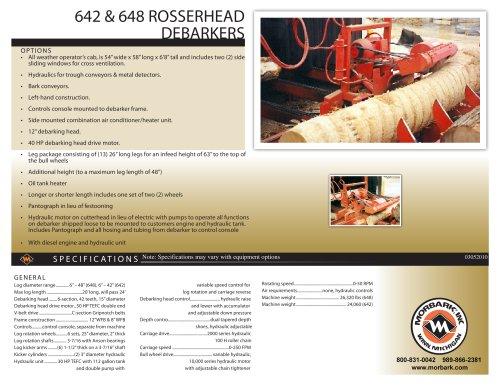 642 & 648 ROSSERHEAD DEBARKERS
