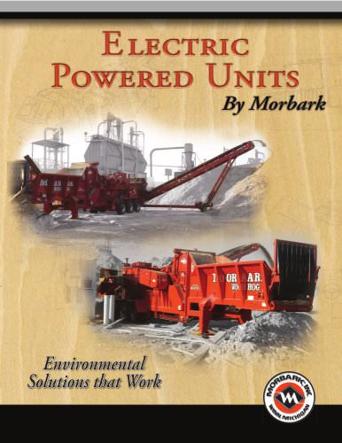 Electric Powered Units