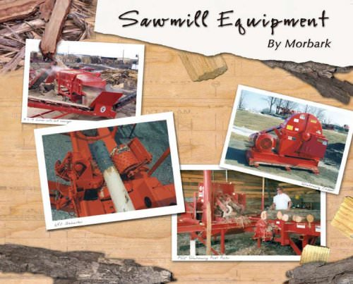 Entire Sawmill Product Guide