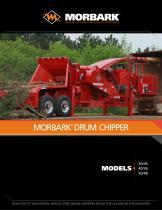 MORBARK ®  DRUM CHIPPER
