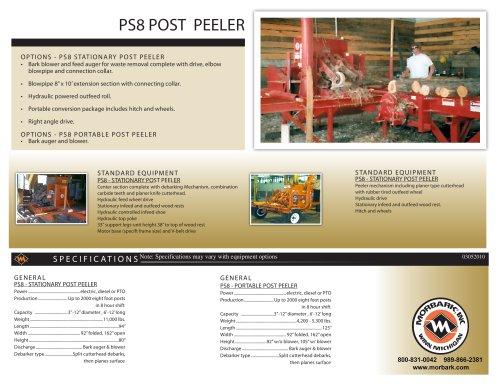 PS8 POST PEELER
