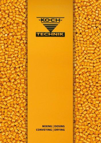 Catalogue Koch-Technik ENGLISH