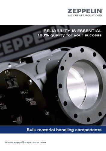 Zeppelin Bulk material handling components