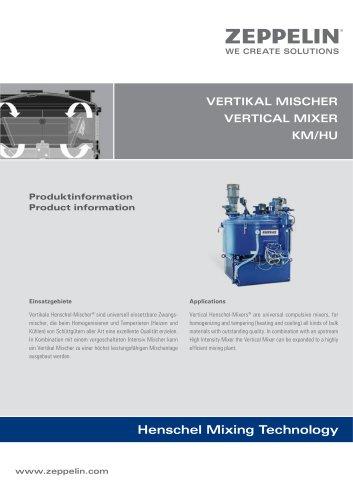 Zeppelin Henschel Vertikal Mixer KM_HU