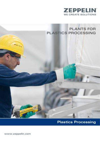 Zeppelin Plants for the Plastics Processing