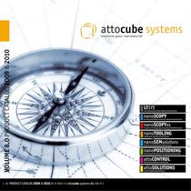 attocube systems Product Catalog 2010