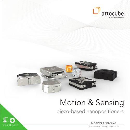 Motion & Sensing