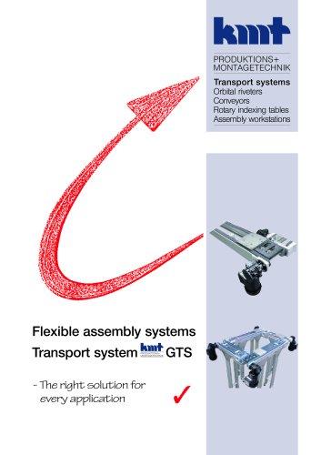 Transport system GTS