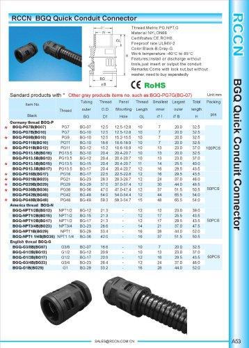 BGQ Quick Conduit Connector p2