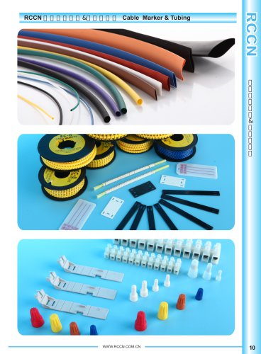 Cable Marker & Tubing